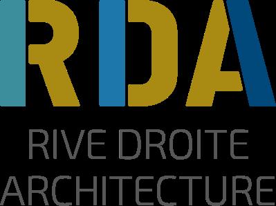 Logo Rive Droite Architecture